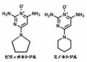 M字ハゲの育毛剤ファンジアにはリアップと同じ作用のアカツメクサ花エキスが含まれる