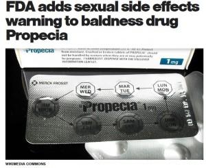 プロペシアに副作用の警告