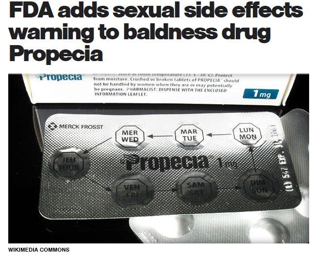 AGAで承認されたザガーロの副作用もアボルブと同じ