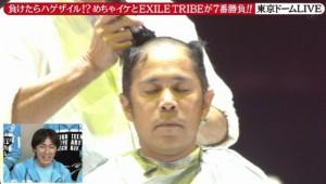 岡村隆史のハゲザイル