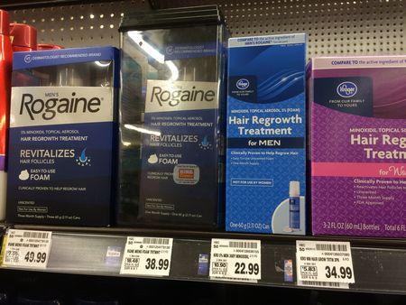 アメリカでも薄毛治療のロゲインを購入出来ます