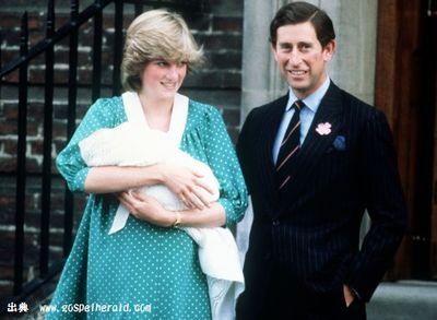 ウイリアム王子の父親チャールズ皇太子は薄毛でない
