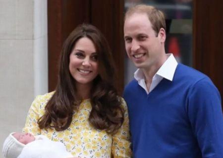 第2子が誕生したときもウイリアム王子は薄毛だった