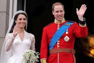 遺伝でハゲたウイリアム王子の結婚式