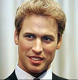 遺伝でハゲる前のウイリアム王子
