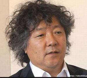 くせ毛の茂木健一郎さん