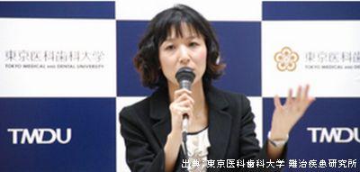 東京医科歯科大学により白髪の原因が判明