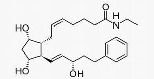 緑内障治療薬ルミガンとまつげ貧毛症治療薬グラッシュビスタの違い