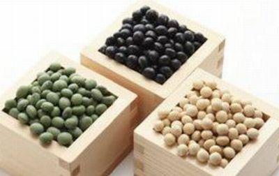育毛効果のある黒豆は薄毛のヒトにオススメです