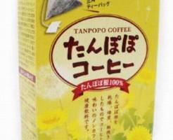 タンポポ茶は二は育毛効果があるの?