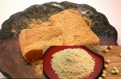 薄毛に効果があるのはきな粉ですが大豆製品だからです