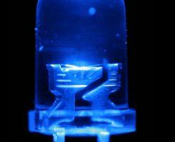 青色LEDに育毛効果があることが判明した