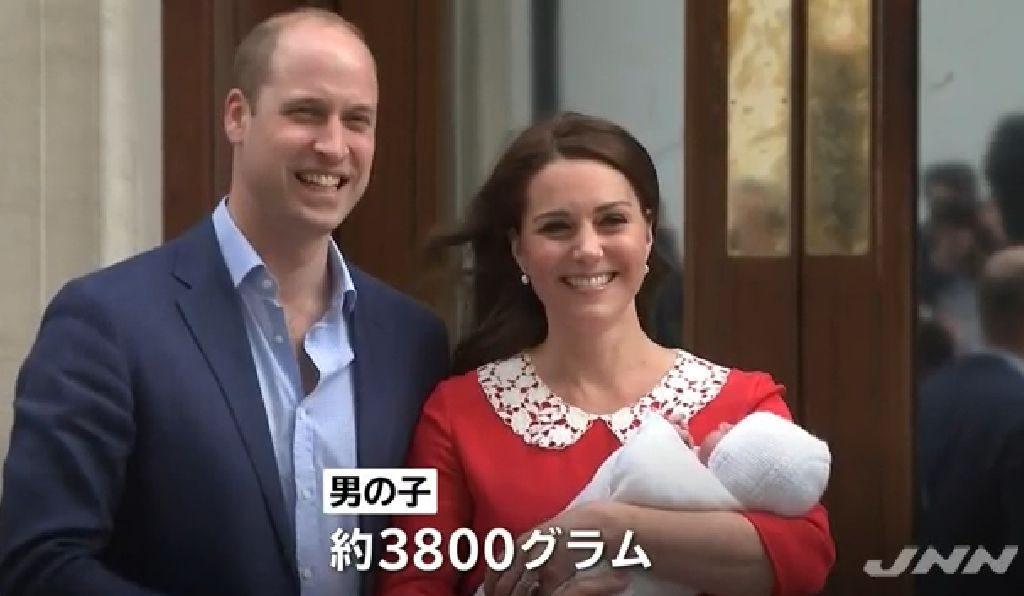 第三子誕生でウイリアム王子の薄毛の進行が進む