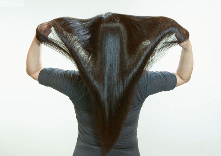髪のハリとコシを保つには空洞化を防ぐことです