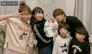 4人の子供に恵まれた辻希美さんは産後脱毛症